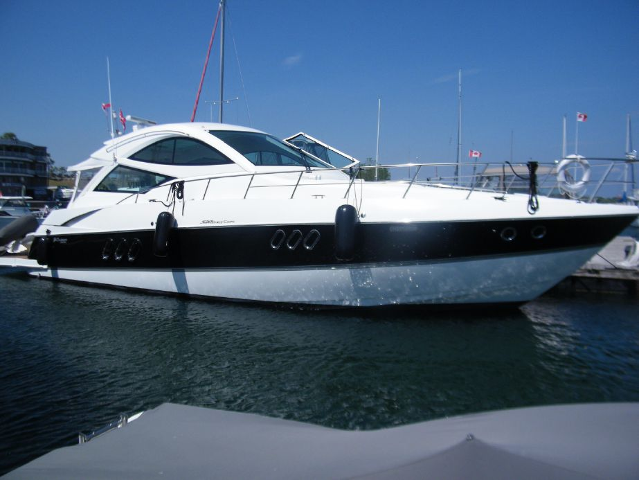 2010 Cruisers Yachts 520 Sports Coupe Power Boat For Sale Www