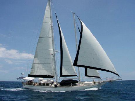 1990 Herreshoff Staysail Schooner