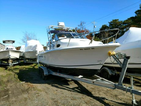 2012 Sea Hunt 220 Victory