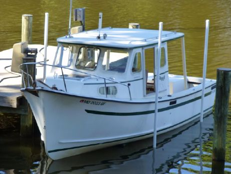 1997 Rosborough RF-246 Custom Wheelhouse