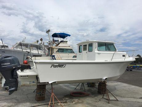 2017 Parker 2520 XLD Sport Cabin
