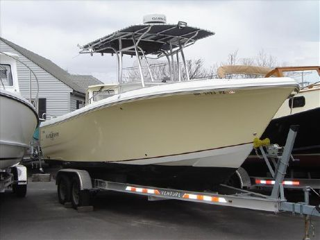 2008 Sailfish 2360