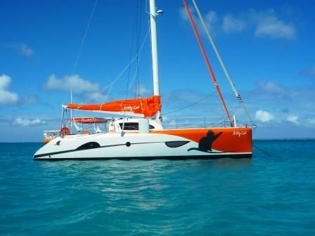 2010 Outremer 49 extended