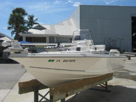 2013 Tidewater 1800 Bay Max