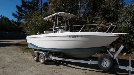 1994 Seaswirl Striper 210