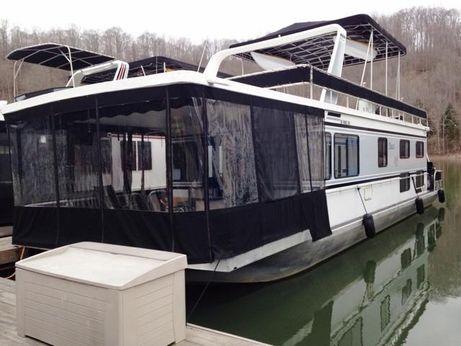 1994 Jamestowner 14x54 Houseboat