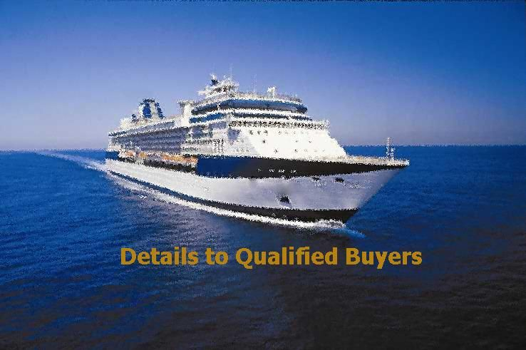 2002 Cruise Ship 2038 Passengers   Stock No  S2348. Search boats for sale   YachtWorld com