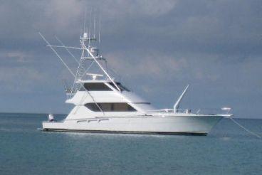 2003 Hatteras Enclosed FB Sportfish