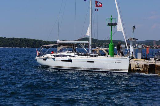 2012 Jeanneau Sun Odyssey 53 DS