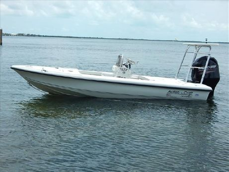 2014 Action Craft Flats Boat 1622 SE Flyfisher