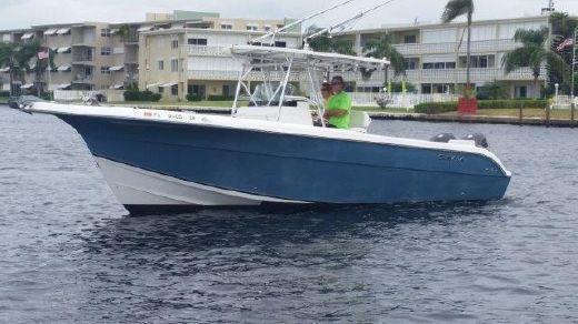 2008 Sea Fox 280 CC