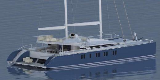 2018 Windward Islands Custom Sailing Catamaran 82