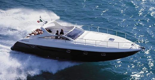1996 Alfamarine 43