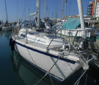 1996 Westerly Ocean Ranger 38
