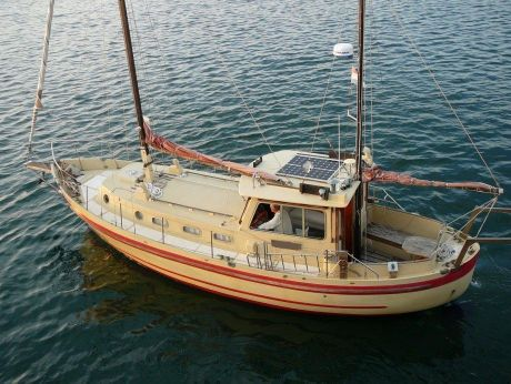 1970 Fisher 37 Banjer