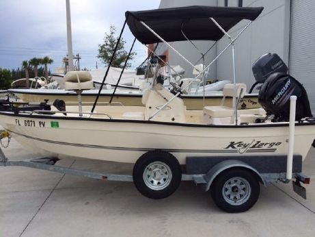 2015 Key Largo 160 CC
