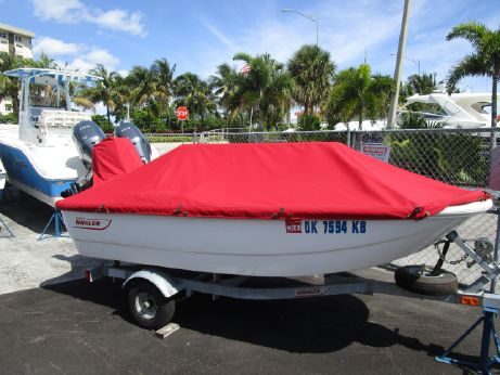 2005 Boston Whaler 110 Tender