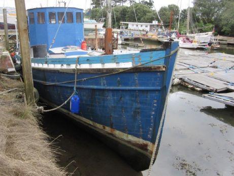1949 Mfv Inshore Trawler