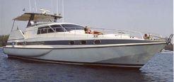 1989 Baglietto Ischia 80 Aramat