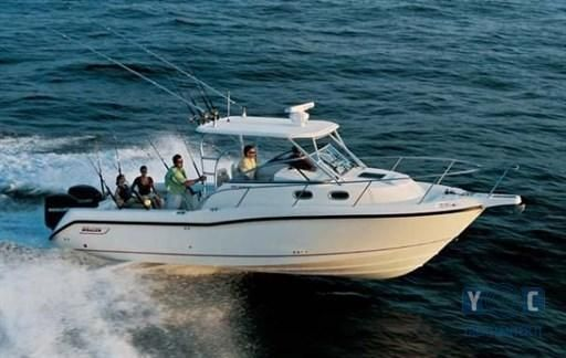 2010 Boston Whaler Boston 305 Conquest