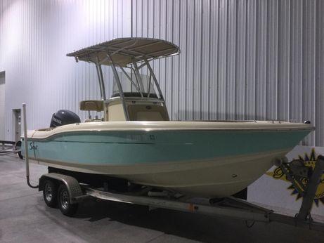 2010 Scout 210 XSF