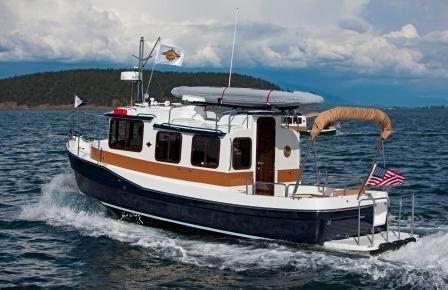 2012 Ranger Tugs R-27