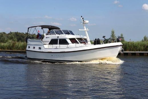 2002 Linssen 43 SL Twin