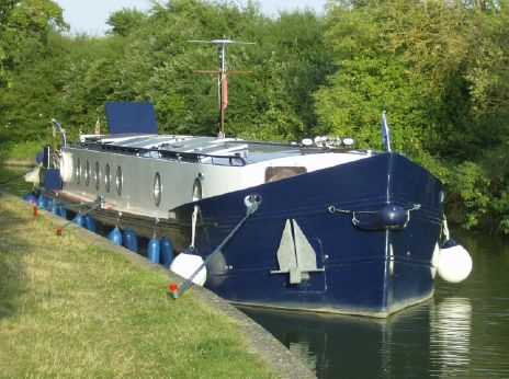 2010 Lambon Twin Engine Widebeam/Narrowboat
