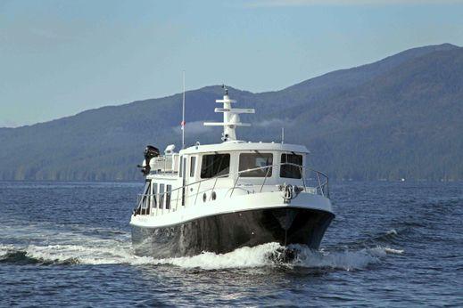 2014 American Tug 485