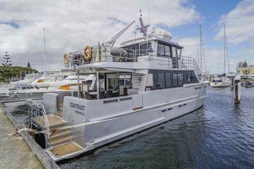 2017 Custom Gold Coast Ships Expedition Cat
