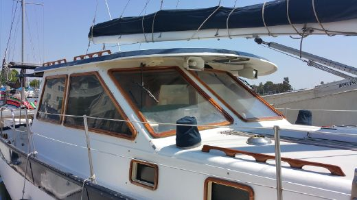 1980 Lancer 44' Pilothouse Cutter