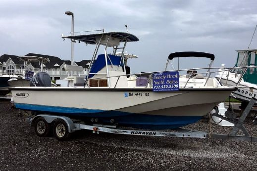 1989 Boston Whaler Outrage 22