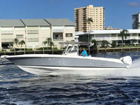2016 Wellcraft 35 Scarab Offshore Tournament