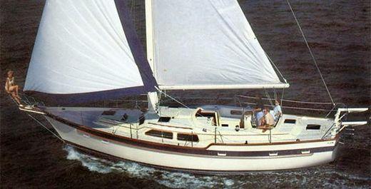 1986 Irwin 43 Mk II Cruiser