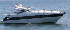 2005 Pershing 50' - SURFACE DRIVE