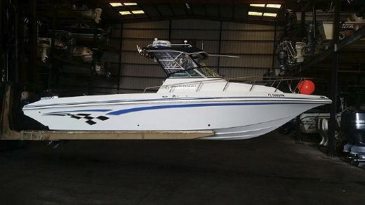 2005 Fountain 29 Sportfish Cruiser