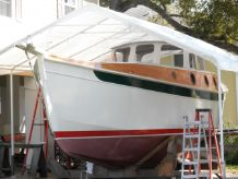 2014 Custom Shoal-draft Ketch