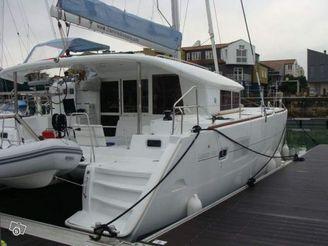 2009 Lagoon 400 Owner