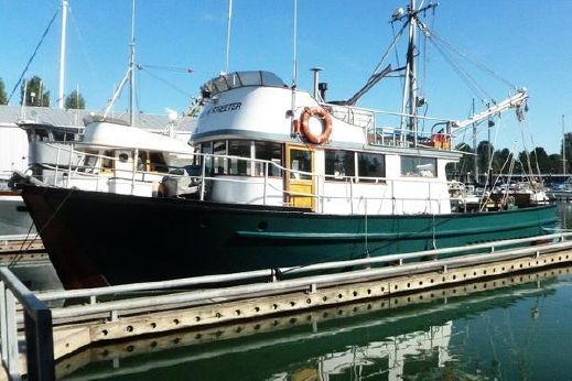 1962 Wellcraft Marine Trawler