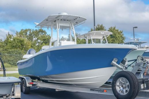 2016 Yellowfin 26 Hybrid Center Console
