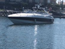 2000 Sunseeker Superhawk 50
