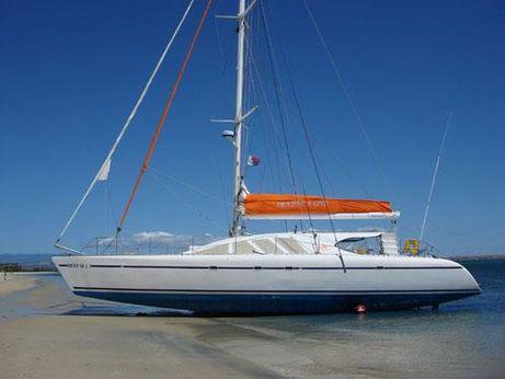 1997 Kaeser Boat Custom 61