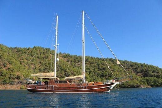 2010 Ayna Boatbuilding MAHOGANY KETCH