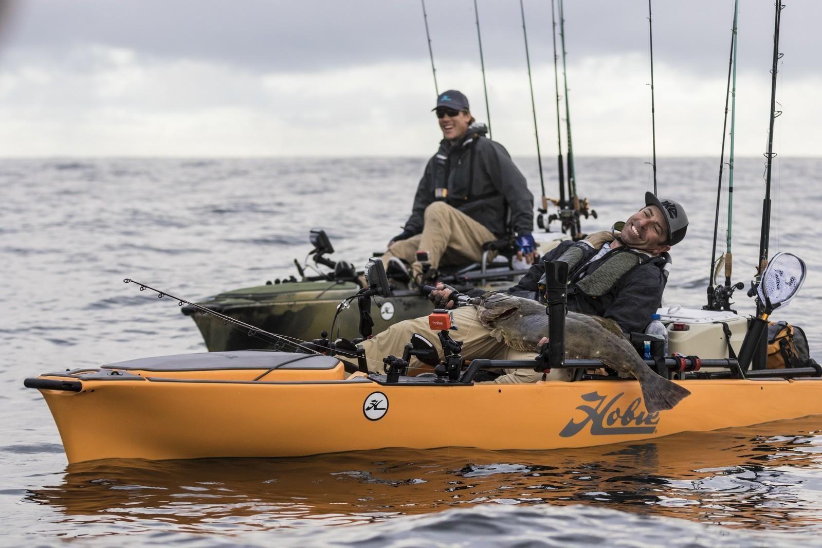 2019 Hobie Mirage Pro Angler 14 Power Boat For Sale Www