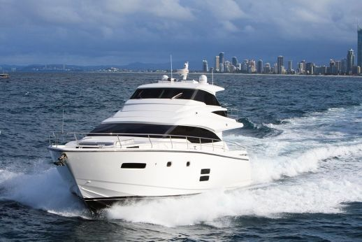 2015 Johnson 65 Motor Yacht Sky-Lounge