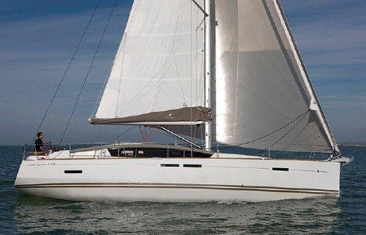 2014 Jeanneau Sun Odyssey 44DS