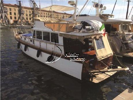 2000 Custom Naviga 49 Trawler