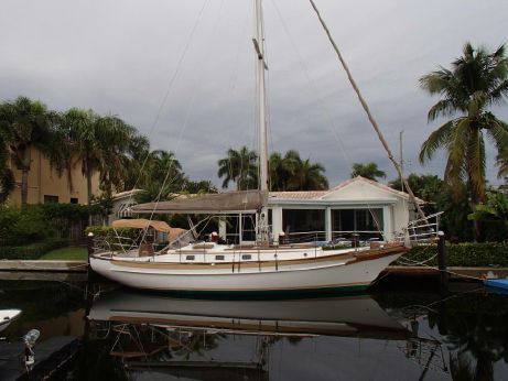 1985 Cabo Rico 38 Cutter