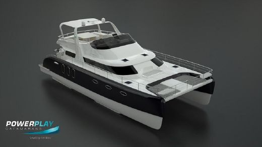 2016 Powerplay Catamaran Cabriolet 60