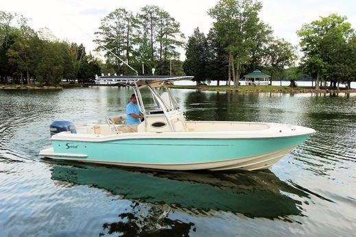 2008 Scout Boats 242 Sportfish